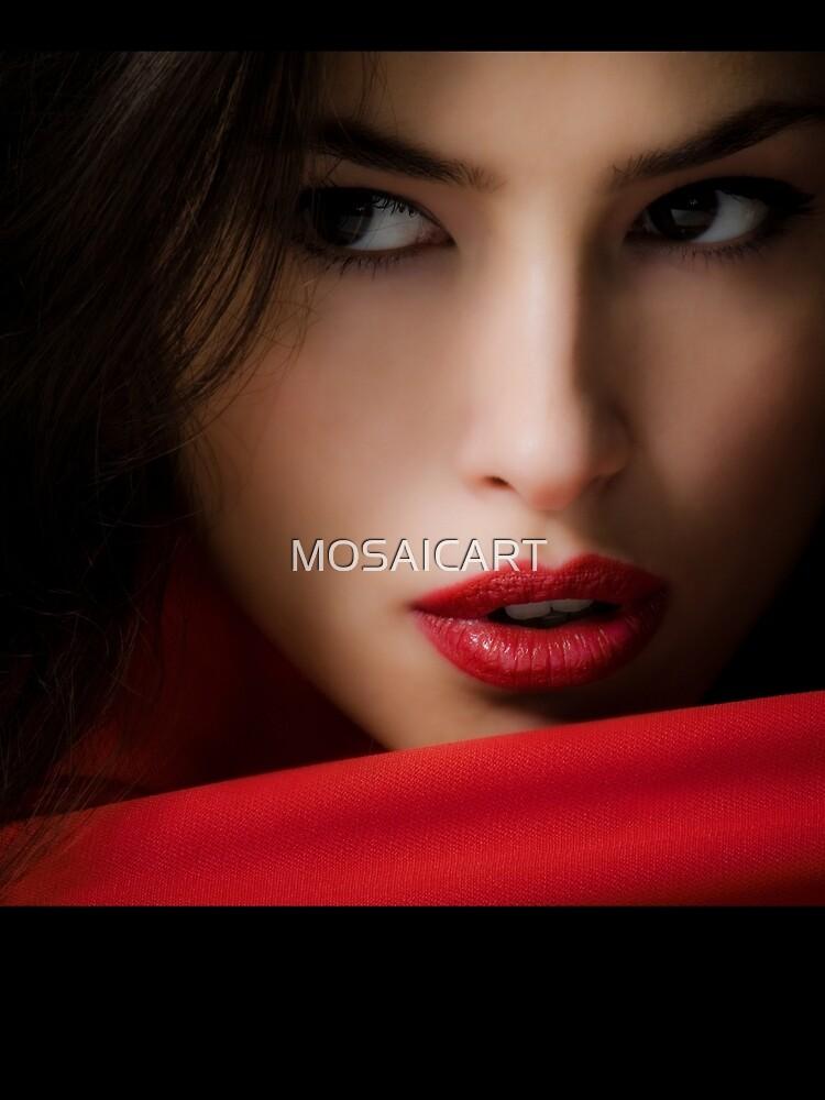 Beautiful Women by MOSAICART