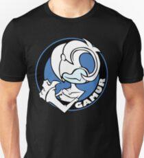 Gamur Gurl Logo Blue T-Shirt