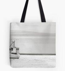 Macca's Boat  Tote Bag