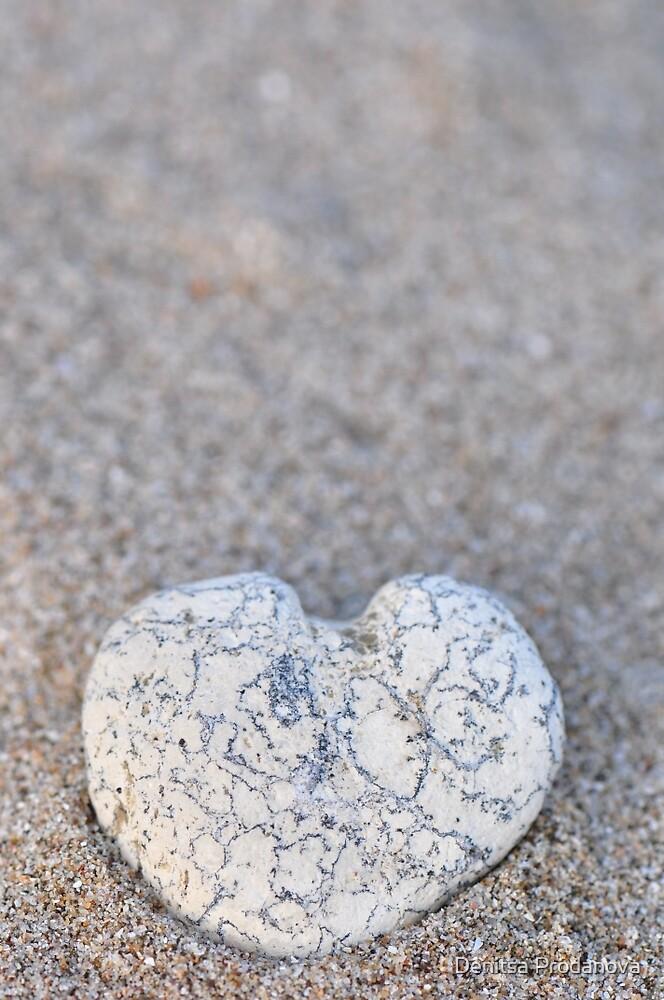 Heart of stone by Denitsa Prodanova
