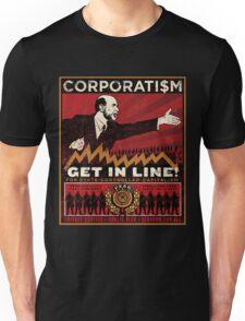 Corporatism Unisex T-Shirt