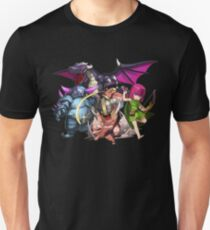COC Charaters Unisex T-Shirt