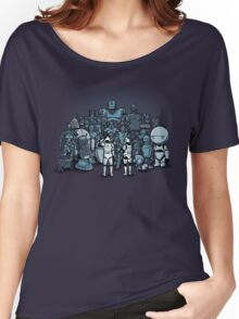 These aren't the droids you are looking for Women's Relaxed Fit T-Shirt