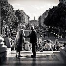 L'au revoir à la Madeleine by Vincent Riedweg