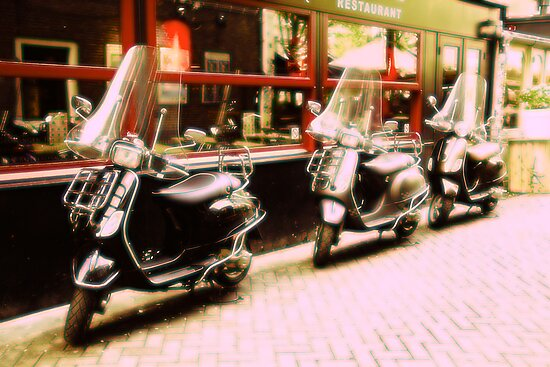 Amsterdam 14 by Igor Shrayer