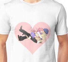 Yui & Hinata Angel Beats Unisex T-Shirt