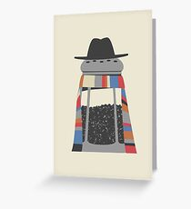 Doctor Pepper Greeting Card