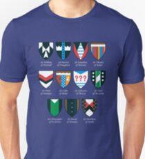 Whoraldry Unisex T-Shirt
