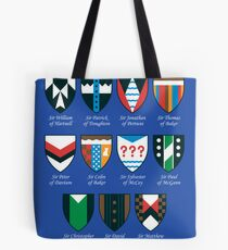 Whoraldry Tote Bag