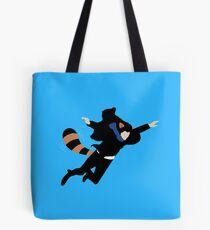 The Reichenbach Raccoon Tote Bag