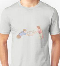 Bonnie & Clyde: Lose the Blues Unisex T-Shirt