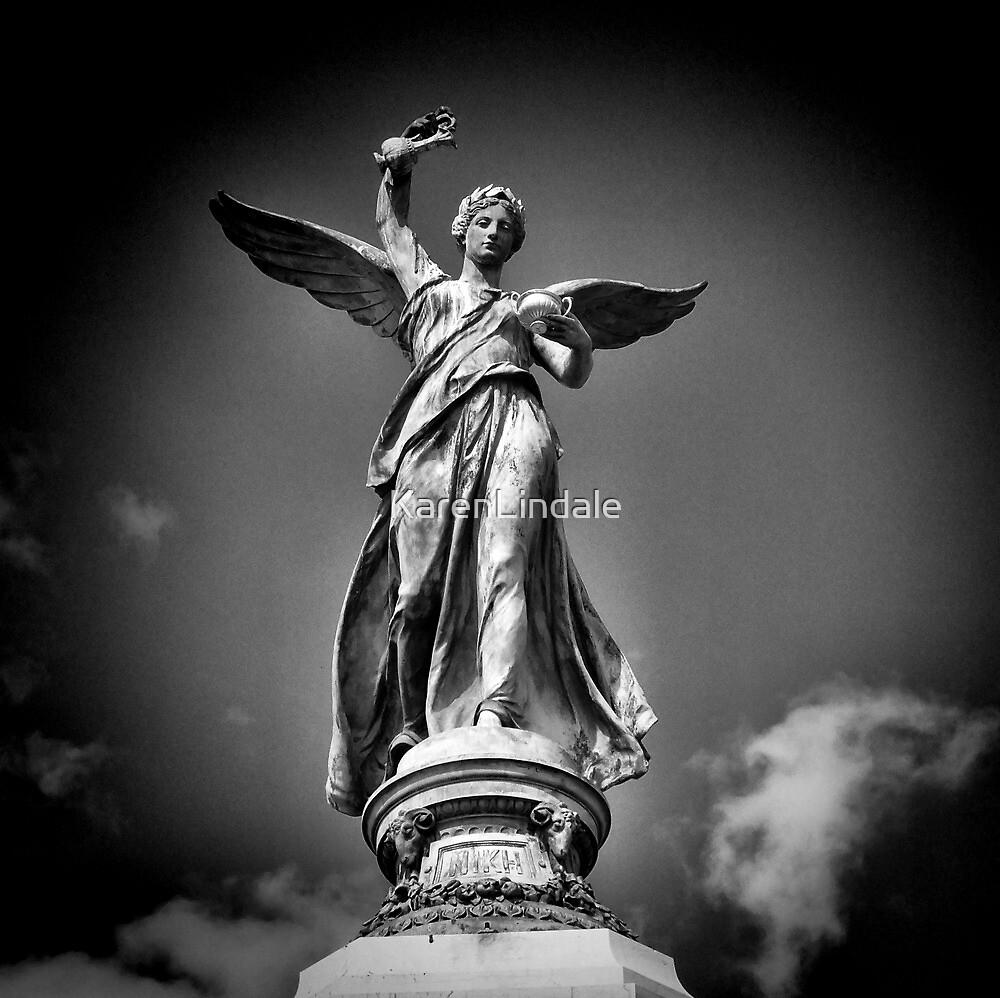 Italian Angel by KarenLindale
