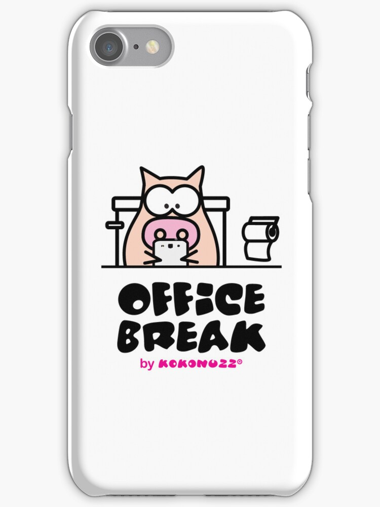 My Office Break - Toilet App by Kokonuzz