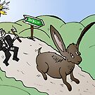 G8 Hunt the Hare on the Rocky Road by Binary-Options