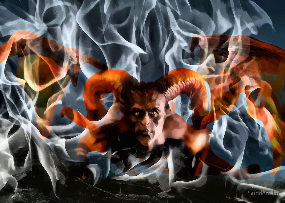 Fire And Brimstone by SuddenJim