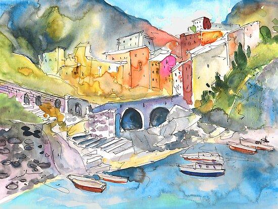 Italy - Manorola 01 by Goodaboom