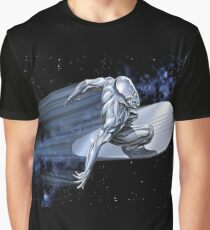 Silver Surfer Graphic T-Shirt