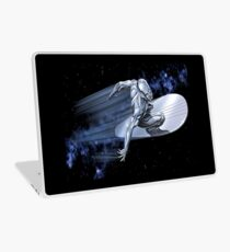 Silver Surfer Laptop Skin