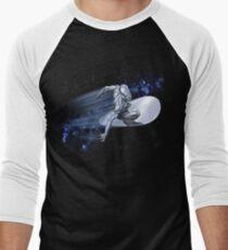 Silver Surfer Men's Baseball ¾ T-Shirt