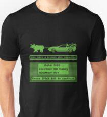 The Delorean Trail T-Shirt