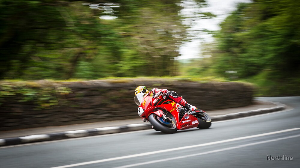 John McGuinness by Northline
