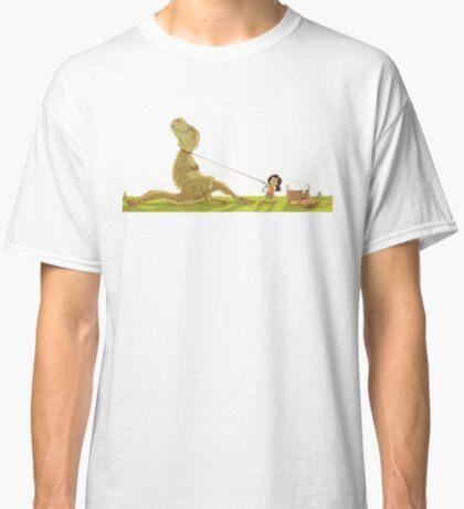 Dinosaur Bathtime Classic T-Shirt