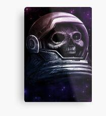 Lost in space Metal Print