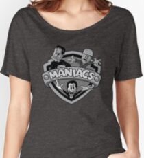 Universal Maniacs Women's Relaxed Fit T-Shirt