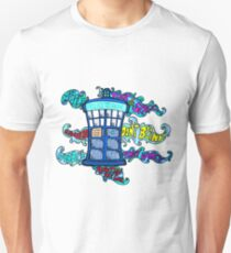 Tardis sounds off T-Shirt