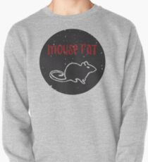 Mouse Rat T-Shirt | Parks and Recreation Leslie Knope Ron Swanson Bert Macklin FBI Parks n Rec Pawnee Indiana TV Show Tshirt Tee uk usa gift Pullover