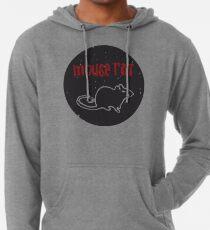 Maus Ratte T-Shirt | Parks und Erholung Leslie Knope Ron Swanson Bert Macklin FBI-Parks n Rec Pawnee Indiana Fernsehshow-T-Shirt T-Stück britisches USA-Geschenk Leichter Hoodie