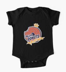 Dillas Donut Baby Body Kurzarm