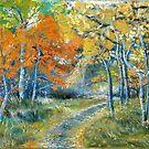Autumn Dances by Sybilla Irwin