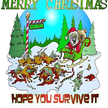 Santas killings by Skree