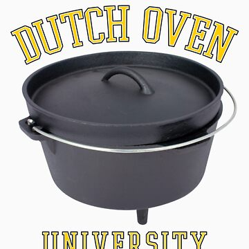 Dutch Oven University by JaredMcGuire