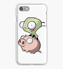 Invader Zim - Gir! iPhone Case/Skin