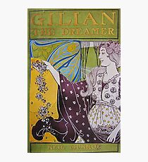 Gillian The Dreamer Photographic Print