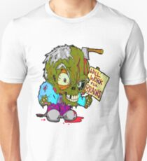 Will work for Brains T-Shirt