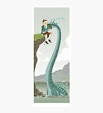 Loch Ness buddies Photographic Print