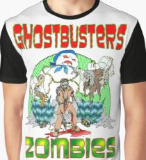 Zombie Ghostbusters Graphic T-Shirt