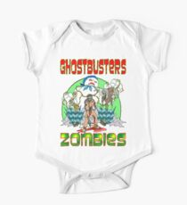 Zombie Ghostbusters One Piece - Short Sleeve