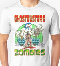Zombie Ghostbusters Unisex T-Shirt