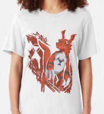 Guilmon Slim Fit T-Shirt