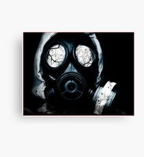 Graffiti Tagger Canvas Print