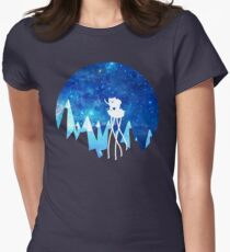 to very distant lands Womens Fitted T-Shirt