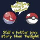 Voltorb Joke  (Pokemon Parody) by TetrAggressive