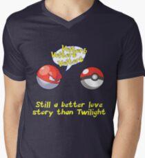 Voltorb Joke  (Pokemon Parody) Men's V-Neck T-Shirt