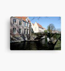 Bruges Canvas Print