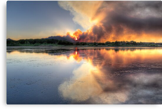 Fire and Water by Bob Larson