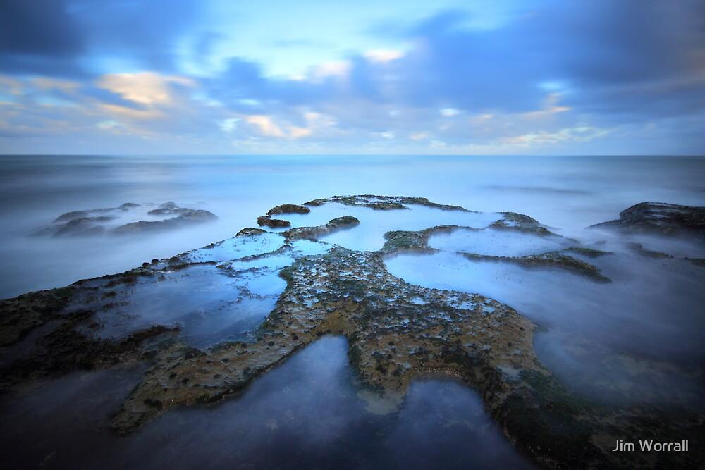 Rye Back Beach by Jim Worrall